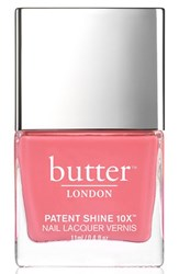 Butter London 'Patent Shine 10X' Nail Lacquer Coming Up Roses