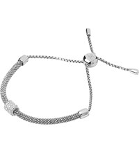 Links Of London Starlight Sterling Silver And Sapphire Bracelet
