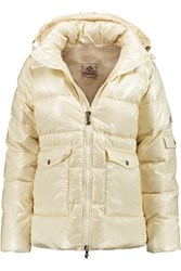 Pyrenex Authentic Quilted Shell Down Jacket White