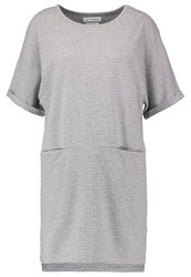 Native Youth Jumper Dress Grey