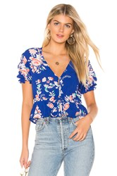 Cleobella Kyle Top Blue
