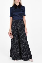 Roksanda Ilincic Oldridge Trousers Navy