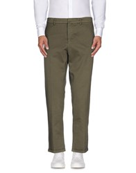 The Editor Trousers Casual Trousers Men Military Green