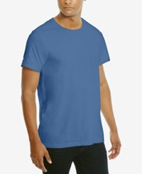 Kenneth Cole Reaction Men's Solid Cotton T Shirt Bayview
