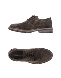 Cafe'noir Cafenoir Lace Up Shoes