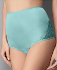Vanity Fair Perfectly Yours Lace Nouveau Nylon 13001 Azure Mist