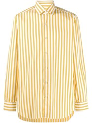 Barba Cotton Striped Shirt 60