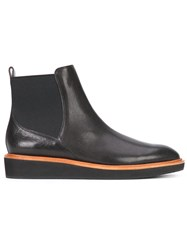 Derek Lam 10 Crosby Chunky Sole Boots Black