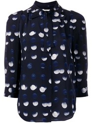 Zadig And Voltaire Touch Dot Print Shirt 60
