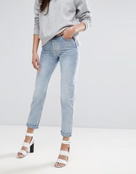 Warehouse Powerhold Skinny Cut Jeans Blue