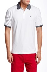 Victorinox Alpes Tailored Fit Polo White