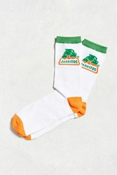 Urban Outfitters Jarritos Sock White