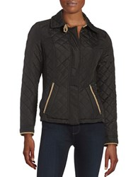 Weatherproof Quilted Jacket Black