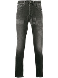 Prps Classic Skinny Fit Jeans Black