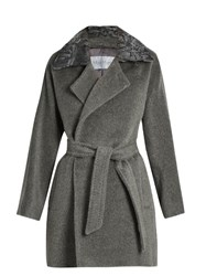 Max Mara Demien Coat Grey