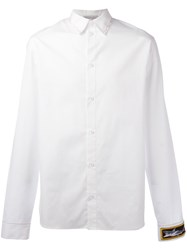 J.W.Anderson Plain Shirt White