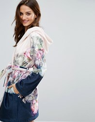 Ted Baker Pure Peony Printed Robe Multi