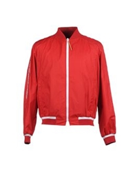 Baldessarini Jackets Red