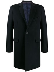 Etro Straight Fit Buttoned Coat 60