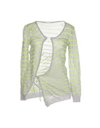 Gold Case Knitwear Cardigans Women Grey