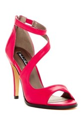 Michael Antonio Joyd High Heel Sandal Red