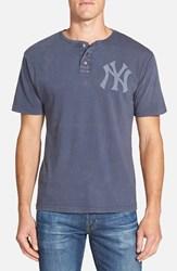 Red Jacket Men's 'New York Yankees Luther' Henley