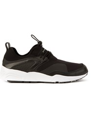 'Puma X Stampd Collaboration' Sneakers Black