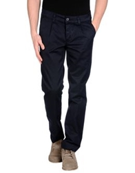 Mario Matteo Mm By Mariomatteo Casual Pants Dark Blue