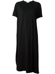 Lost And Found Rooms T Shirt Dress Black