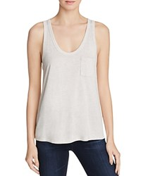 Alexander Wang T By Rayon Pocket Tank Blush