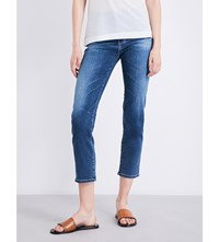 Ag Jeans The Isabelle Straight High Rise 8 Years Infamy