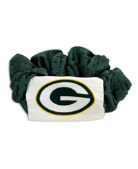 Little Earth Green Bay Packers Hair Scrunchie Team Color