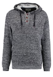 Billabong Fish Jumper Grey Heather Mottled Grey