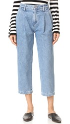 Citizens Of Humanity Hailey Pleated Trouser Jeans Lumina