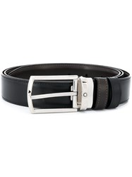 Montblanc Reversible Buckle Belt Black