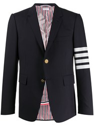 Thom Browne 4 Bar Single Breasted Blazer 60