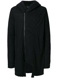 Lost And Found Ria Dunn Classic Hooded Sweatshirt Men Polyamide Viscose Angora Wool M Black
