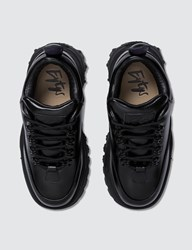 Eytys Angel Leather Sneaker Black