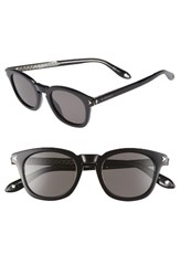Givenchy Women's 48Mm Polarized Sunglasses Black