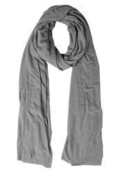 American Vintage Jany Scarf Anthracite Grey