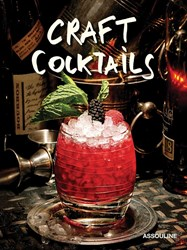 Assouline Craft Cocktails Book Multicolour