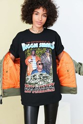 Urban Outfitters Notorious B.I.G. Mo Money Mo Problems Tee Black