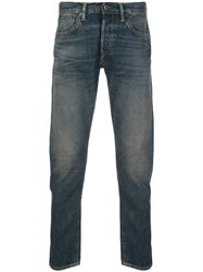 Simon Miller Mid Rise Tapered Jeans 60