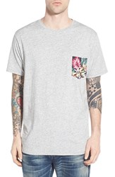 Men's Barney Cools Floral Pocket T Shirt