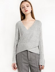 Pixie Market Cameo Make A Move Knit Top