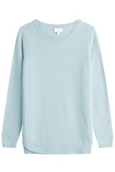 Tse Cashmere Pullover Turquoise