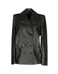 Philosophy Di Alberta Ferretti Mid Length Jackets Grey