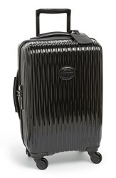 Longchamp 'Fairval' Four Wheel Hard Shell Carry On 21 Inch
