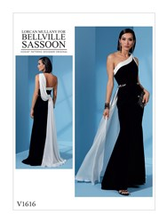Vogue 'S Gown Sewing Pattern 1616