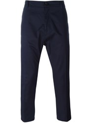 Antonio Marras Classic Chinos Blue